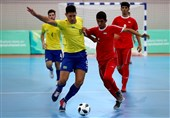 Iran Futsal Loses to Brazil at Youth Olympic Games