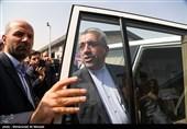کرمان| وزیر نیرو از نیروگاه سیکل ترکیبی و پارک انرژی کهنوج بازدید کرد