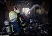 تعداد مجروحان حادثه آتشسوزی آرادان به 21 نفر رسید؛ علت حادثه در دست بررسی است