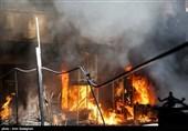 آتش سوزی جنگل امامزاده عبدالله آمل مهار شد