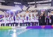 گزارش خبرنگار اعزامی تسنیم از اندونزی| مربی تیم ملی والیبال نشسته بانوان: امیدوارم در آینده قهرمان آسیا شویم