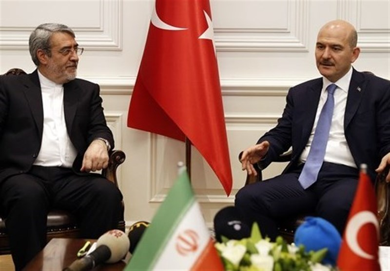 Boosting Ties with Turkey Iran's Priority: Interior Minister