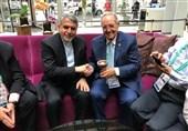 المپیک جوانان 2018| ملاقات صالحی امیری با رئیس فدراسیون جهانی تیراندازی