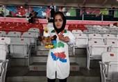 گزارش خبرنگار اعزامی تسنیم از اندونزی| ژیلا یوسفی: مدال برنزی که گرفتم، به اندازه طلا برایم ارزش دارد