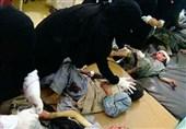 یمن|شهادت 1248 کودک از آغاز تجاوز عربستان