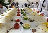 رواں سال66 ہزار غیرایرانی زائرین نے رضوی متبرک غذا کو تناول کیا