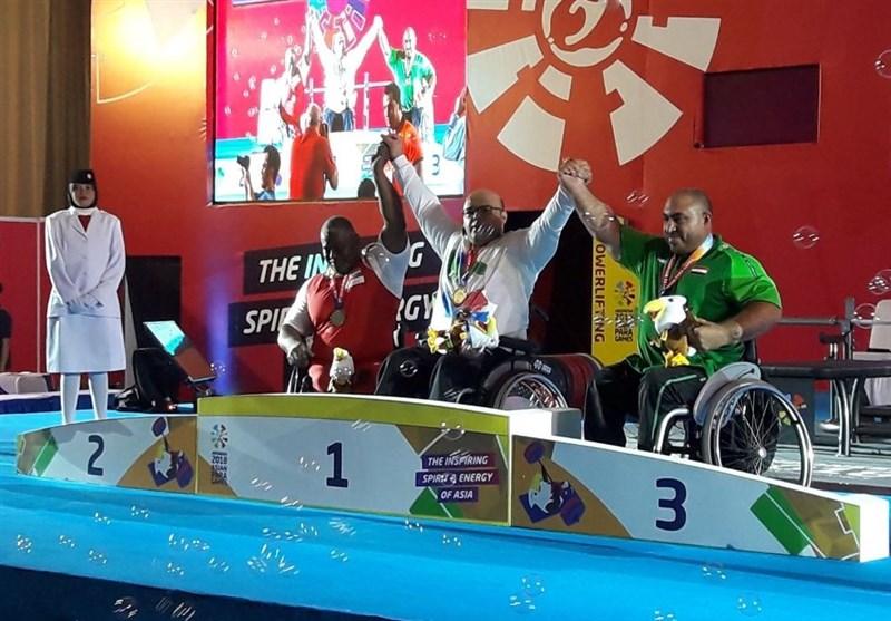 گزارش خبرنگار اعزامی تسنیم از اندونزی| حامد صلحیپور: هدف اولم کسب مدال طلا بود و بعد رکوردشکنی/ اتفاقات ریو را با مدالآوری و رکوردشکنی در توکیو جبران میکنم