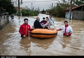هواشناسی امروز 97/07/29 | آبگرفتگی معابر عمومی و احتمال سیلابی شدن رودخانهها در 7 استان