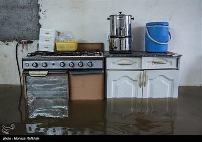 ایران کے شمال میں شدید بارشوں اور سیلاب