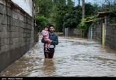 ادامه امدادرسانی در پنج استان بر اثر سیل و طوفان