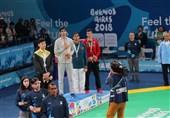 المپیک جوانان 2018| هتتریک طلایی تکواندوی ایران در بوینسآیرس