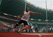 Iran's Pakbaz, Heydari Gain Gold, Silver at Asian Para Games