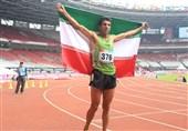 Iran's Nasiri Snatches Gold at Asian Para Games