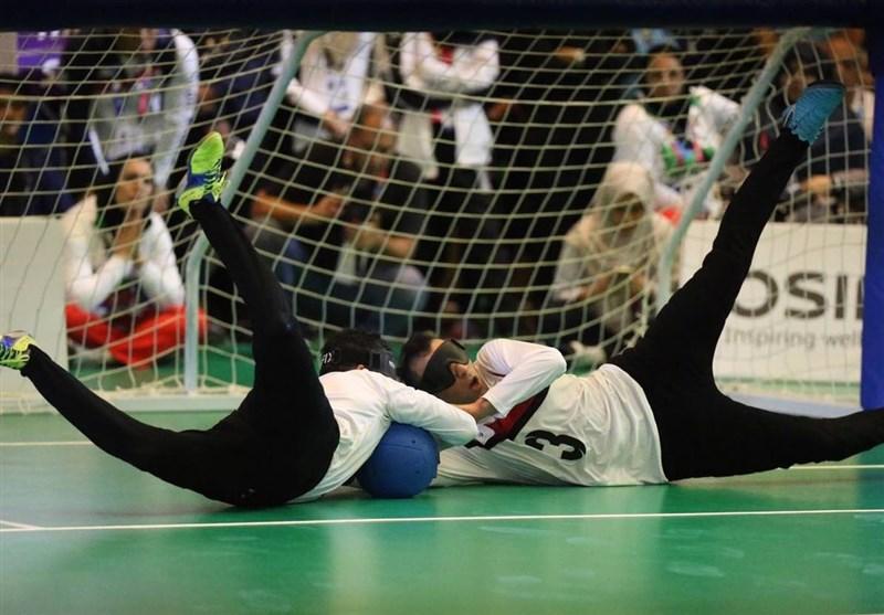 Iran Runner-Up at IBSA Goalball Asia-Pacific C'ships