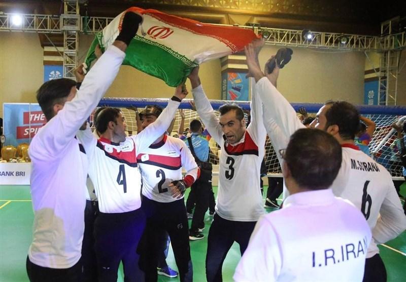 Asian Para Games: Iran's Men's Goalball Wins Gold