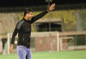 سرمربی نود ارومیه: افتخار میکنیم یک بر صفر به یکی از بهترین تیمهای آسیا باختیم
