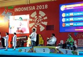 Siamand Rahman Takes Gold at Asian Para Games