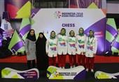 گزارش خبرنگار اعزامی تسنیم از اندونزی| فاطمه برقول: کسب 14 مدال تلنگری برای توجه بیشتر به شطرنج نابینایان است