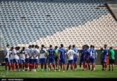اطلاعیه فدراسیون فوتبال درباره پوشش رسانهای تمرینات تیم ملی