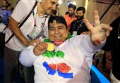 Siamand Rahman Aims to Set New Record in Tokyo 2020