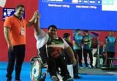 سیامند رحمان سومین وزنه بردار معلول جهان در سال 2018 شد