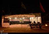 ایلام  موکبهای مردمی فعالیت خدماترسانی به زائران را در مهران آغاز کردند