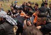 یک شهید و 41 زخمی در چهل و هشتمین راهپیمایی جمعه بازگشت