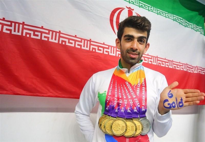 گزارش خبرنگار اعزامی تسنیم از اندونزی| پایان بازیهای پاراآسیایی 2018 با رتبه سومی ایران + اسامی مدالآوران و جدول