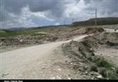 بهسازی مسیر روستایی در دره شهر انجام شد