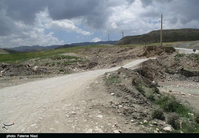 مازندران| اعتراض اناروریهای نوشهر از بلاتکلیفی 40 ساله آسفالت راه روستایی