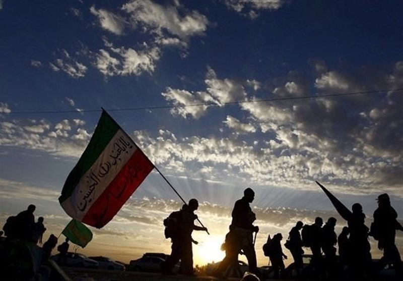 خوزستان| برگزاری آئین پیاده روی تا قدمگاه امام رضا(ع) در بهبهان