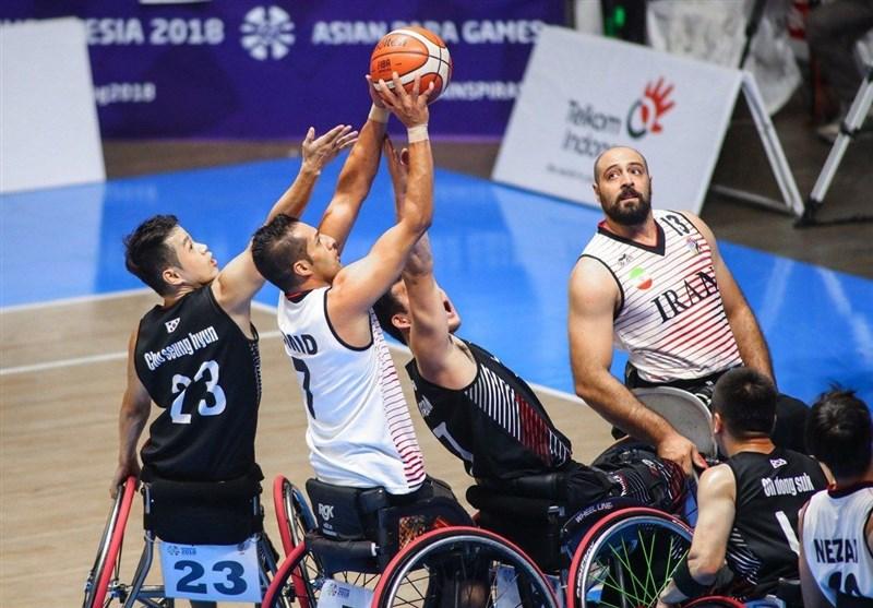 تعویق قرعهکشی مسابقات بسکتبال با ویلچر در پارالمپیک 2020 توکیو