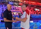 سرمربی تیم والیبال لهستان زیر ذره بین آمریکاییها