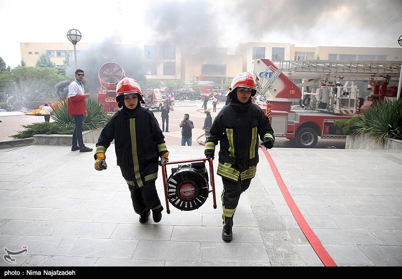برگزاری نمایشگاه تخصصی فصلی ایمنی و آتشنشانی