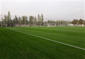 رونمایی از زمین شماره 2 کمپ تیمهای ملی فوتبال پس از سه سال + عکس