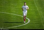 دوری 3 هفتهای عزتاللهی از فوتبال به دلیل مصدومیت