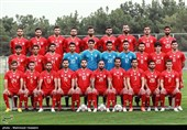 Iran in Preparation Camp for Bolivia Friendly