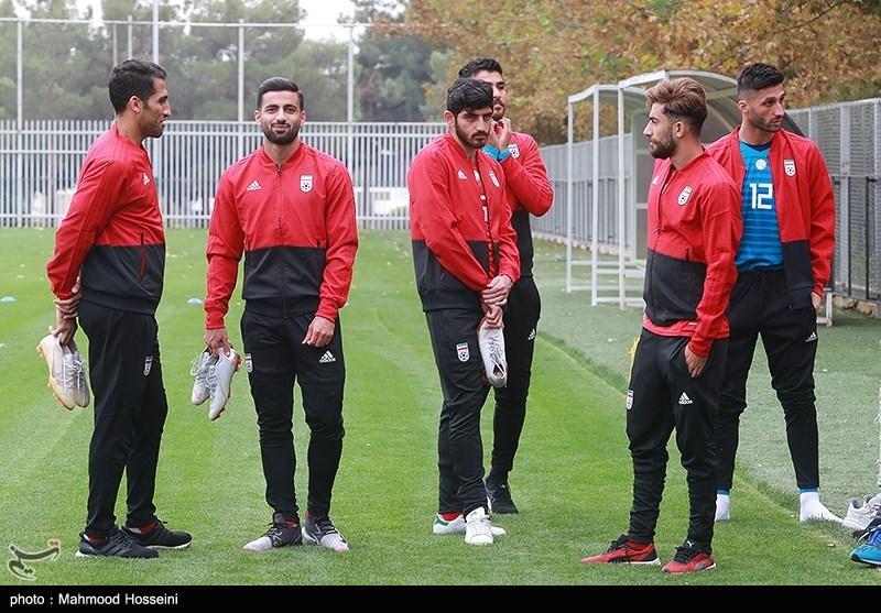 گزارش تمرین تیم ملی فوتبال|کیروش تغییر استراتژی داد، بیرانوند مصدوم شد/ تداوم قهر ملیپوشان
