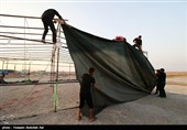 Iran Border Regions Prepare for Arbaeen
