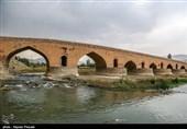 سنندج |پلی که بهدلیل بیتوجهی میراث فرهنگی محل ریختن زباله شده است+تصاویر
