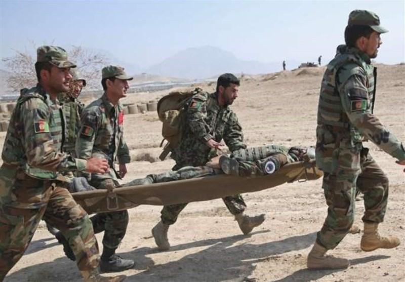 کشته شدن 16 نظامی افغان در شمال و غرب افغانستان