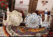 سومین نمایشگاه زنان کارآفرین در کاشان برگزار شد+تصاویر