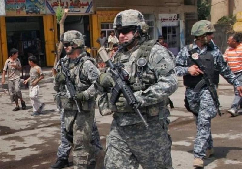 جلوگیری از گشتزنی نیروهای آمریکایی در موصل