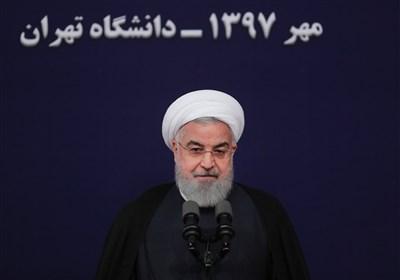 روحانی: ایران بلد قوی ولایجب ان نسمح للبعض تحدید مستقبلنا