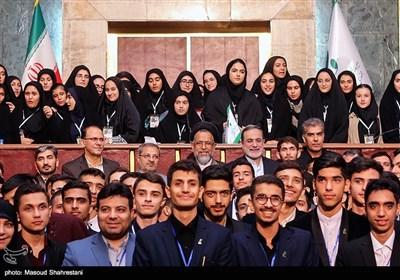 افتتاحیه نهمین دوره مجلس دانش آموزی