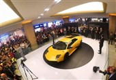 Iranian Engineers Unveil Reverse-Engineered Lamborghini in Tabriz (+Video)