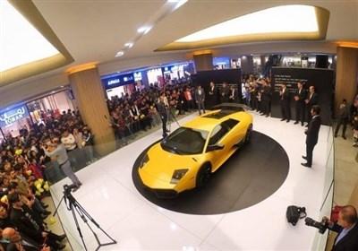 Iranian Engineers Unveil Reverse-Engineered Lamborghini in Tabriz (+Video)