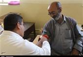 اردوی جهادی دانشجویان پزشکی در روستاهای محروم دهگلان+فیلم