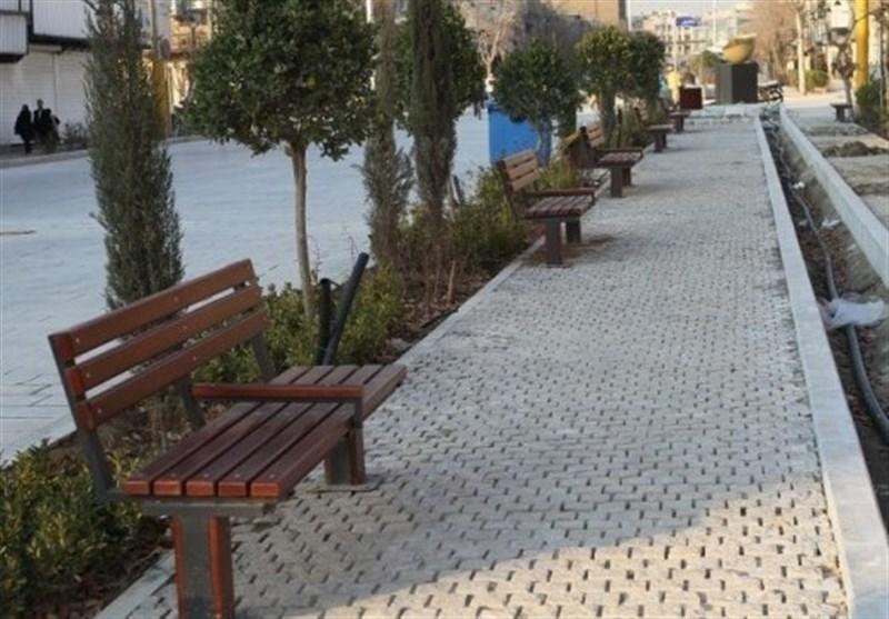 شهرداری خرمآباد نسبت به زیباسازی ورودی شهر اقدام کند