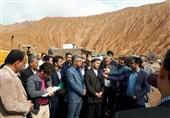 وزیر راه و شهرسازی از چند پروژه راه شهرستان گرمسار بازدید کرد